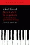 DE LA A A LA Z DE UN PIANISTA : UN LIBRO PARA AMANTES DEL PIANO