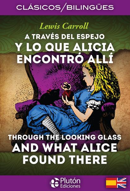 A TRAVES DEL ESPEJO (ESPAÑOL/INGLES).
