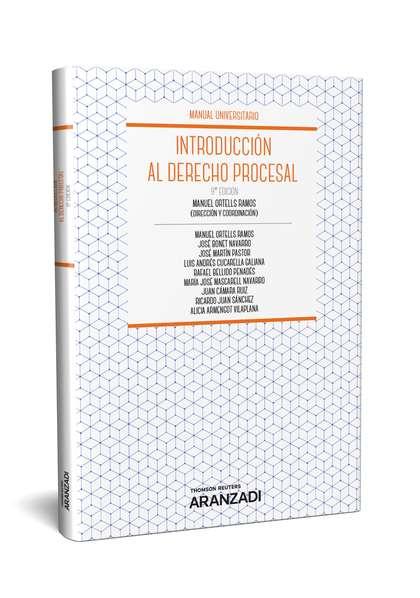 INTRODUCCION AL DERECHO PROCESAL 2019.