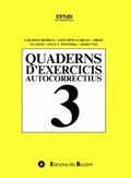 QUADERNS D´EXERCICIS AUTOCORRECTIUS 3