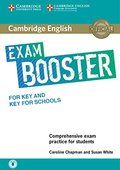 CAMBRIDGE ENGLISH EXAM BOOSTER WITH ANSWER KEY FOR KEY AND KEY FOR SCHOOL.