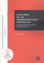 FISCALIDAD DE LA INFRAESTRUCTURAS HIDRAULICAS CANONES ESTA.