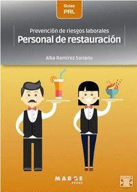 PREVENCIÓN DE RIESGOS LABORALES: PERSONAL DE RESTAURACIÓN