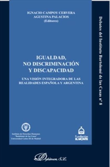 Igualdad, no discriminación y discapacidad