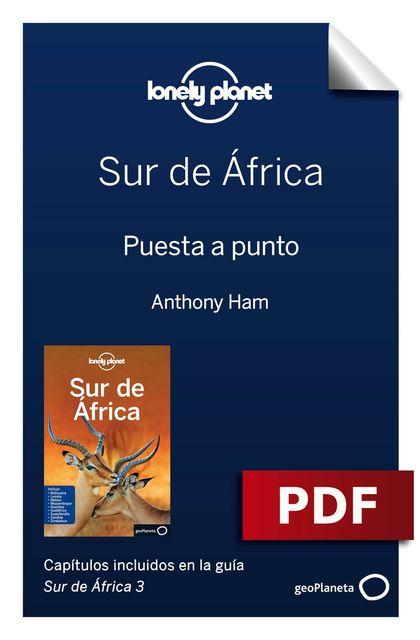 Sur de África 3. Preparación del viaje