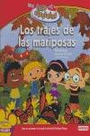 LOS TRAJES DE LAS MARIPOSAS