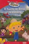 LITTLE EINSTEIN. EL HUERTO DE ANNIE LA GRANJERA..