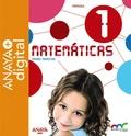 MATEMÁTICAS 1. PRIMARIA.  ANAYA + DIGITAL..