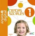 CIENCIAS SOCIALES 1. PRIMARIA. ANAYA + DIGITAL..