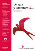 GUIA LENGUA Y LITERATURA 4 ESO DIALOGO LOS CAMINOS DEL SABER CANARIAS.