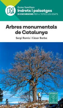 ARBRES MONUMENTALS DE CATALUNYA -ALPINA