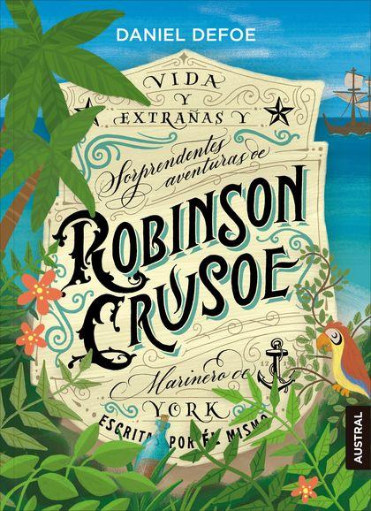 ROBINSON CRUSOE.