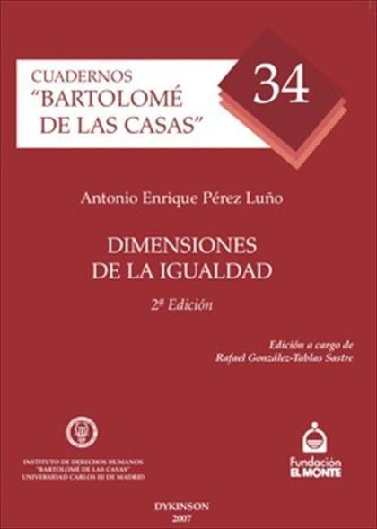 Dimensiones de la igualdad - 2ª Edición