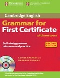 GRAMMAR FOR FIRST CERTI KEY CD 2º ED