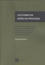 LECCIONES DERECHO PROCESAL PROCESO CIVIL EJECUCION.