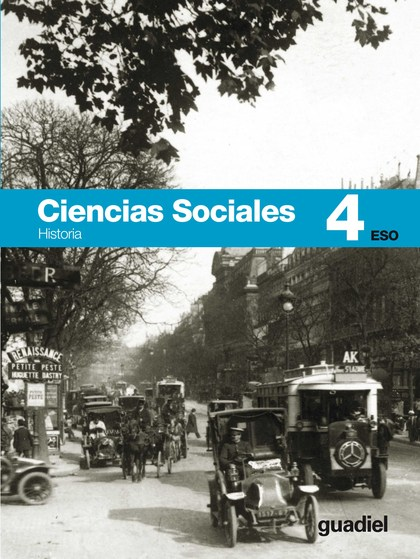 CIENCIAS SOCIALES, HISTORIA, 4 ESO