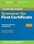 GRAMMAR FOR FIRST CERTIFIC W/O KEY 2º ED