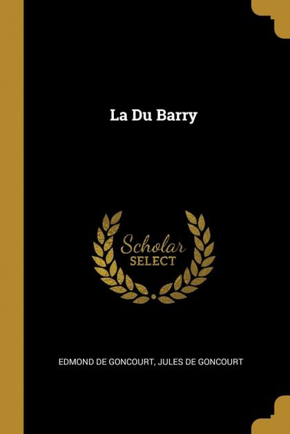 LA DU BARRY.