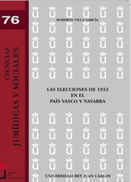 Las elecciones de 1933 en el País Vasco y Navarra