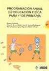 EDUCACIÓN FÍSICA, 1 EDUCACIÓN PRIMARIA. PROGRAMACIÓN ANUAL