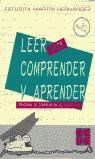 LEER COMPRENDER APRENDER PROGRAMA COMPRENSION TEXTOS 1