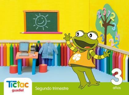 PROYECTO TIC TAC, EDUCACIÓN INFANTIL, 3 AÑOS. 2 TRIMESTRE