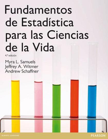FUNDAMENTOS DE ESTADÍSTICA PARA LAS CS DE LA VIDA (EBOOK)