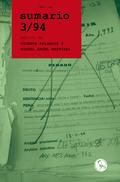 SUMARIO 3/94. LA HISTORIA JUDICIAL DE VICENTE ARLANDIS