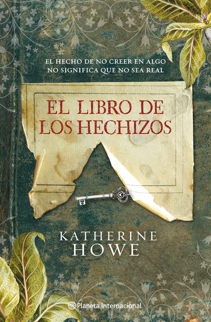 EL LIBRO DE LOS HECHIZOS