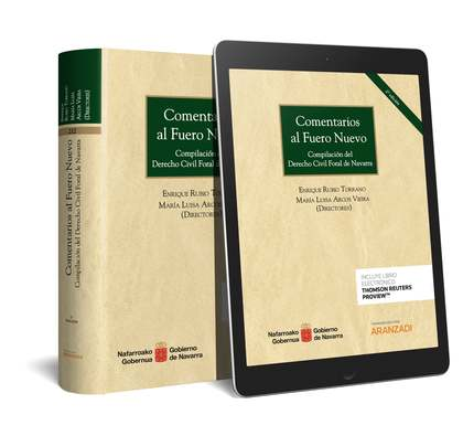 COMENTARIOS AL FUERO NUEVO (PAPEL + E-BOOK)                                     COMPILACIÓN DEL