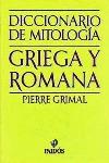 DICCIONARIO MITOLOGIA GRIEGA Y ROMANA