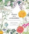 PLANTAS DE LA ALHAMBRA.