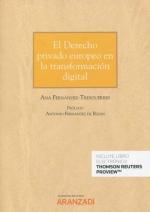 EL DERECHO PRIVADO EUROPEO EN LA TRANSFORMACIÓN DIGITAL (PAPEL + E-BOOK).
