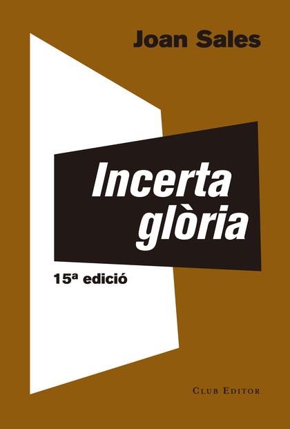 INCERTA GLÒRIA. CATALÁN