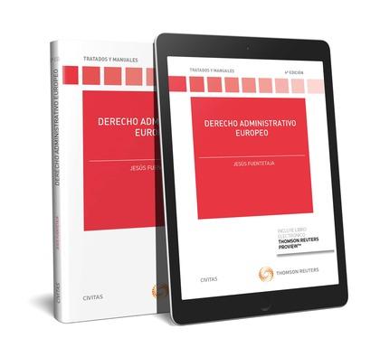 DERECHO ADMINISTRATIVO EUROPEO (PAPEL + E-BOOK).