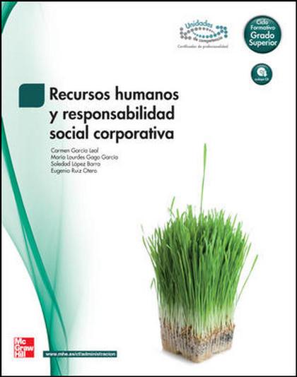 RECURSOS HUMANOS Y RESPONSABILIDAD SOCIAL CORPORATIVA, CICLO SUPERIOR