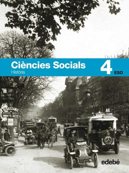 CIÈNCIES SOCIALS, HISTÒRIA, 4 ESO