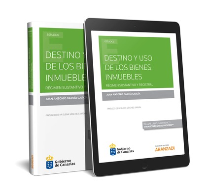 DESTINO Y USO DE LOS BIENES INMUEBLES  (DÚO).