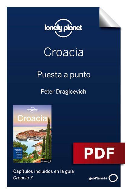 Croacia 7. Preparación del viaje