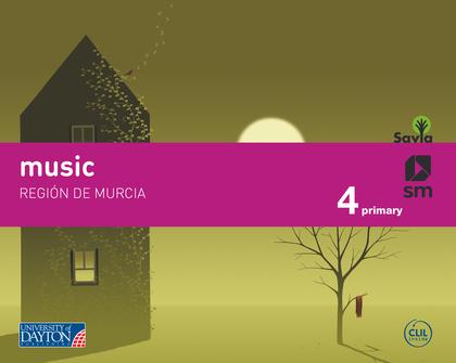MUSIC.  4. PRIMARY. SAVIA. MURCIA.