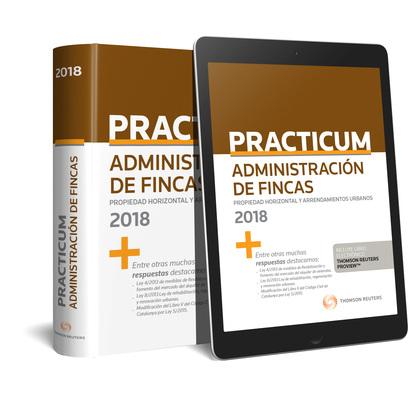 PRÁCTICUM ADMINISTRACIÓN DE FINCAS 2018.