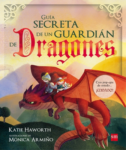 GUIA SECRETA DE UN GUARDIAN DE DRAGONES.