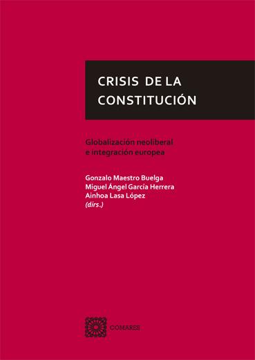 CRISIS DE LA CONSTITUCIÓN.