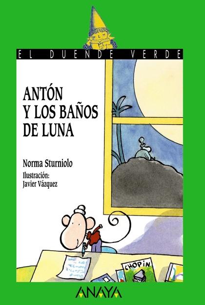 118. Antón y los baños de luna
