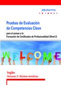 ACP0002 PRUEBAS DE ACCESO A LA FORMACIÓN DE CERTIFICADOS DE PROFESIONALIDAD (NIV.