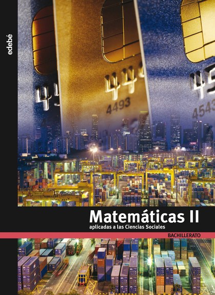 MATEMÁTICAS II APLICADAS A LAS CIENCIAS SOCIALES, 2 BACHILLERATO