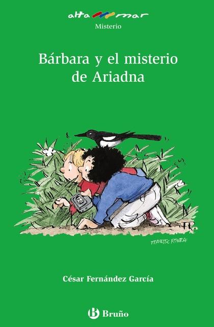 ALTAMAR BÁRBARA Y EL MISTERIO DE ARIADNA.