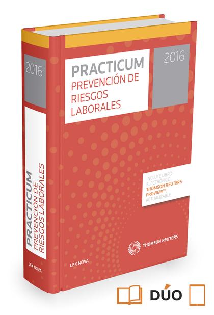 PRACTICUM PREVENCIÓN DE RIESGOS LABORALES 2016  (PAPEL + E-BOOK).