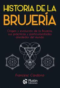 HISTORIA DE LA BRUJERA.
