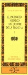 DON QUIJOTE DE LA MANCHA I CC